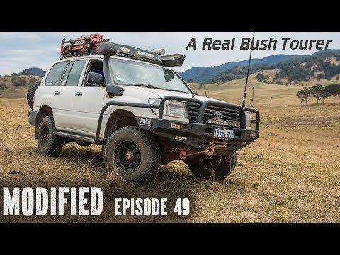 105 series Landcruiser, Modified Episode 49
