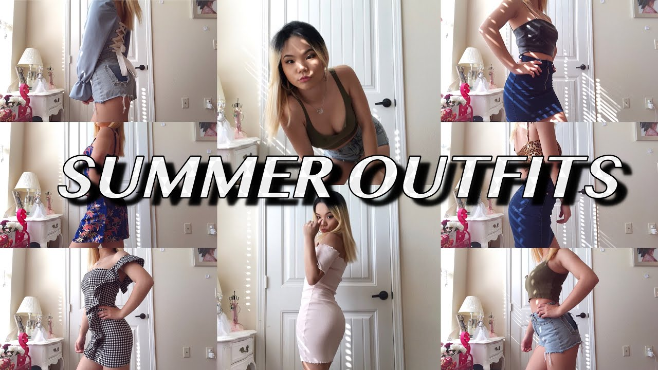 Summer Lookbook 2019   Summer Casual Outfits