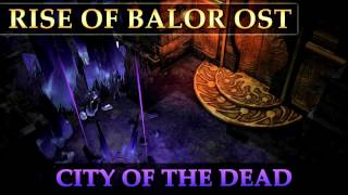 DSO | Rise Of Balor OST By Jeff Broadbent | 9. City Of The Dead