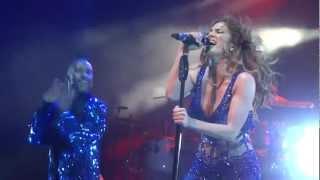 Jennifer Lopez - Hold It Don't Drop It - Dance Again World Tour live Sydney Australia 15/12/12