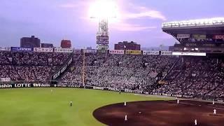 愛工大名電-白山 球場全体が味方する最終回の手拍子と大声援 2018年 第100回全国高等学校野球選手権記念大会 2回戦