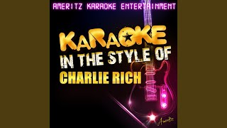 Big Boss Man (In the Style of Charlie Rich) (Karaoke Version)