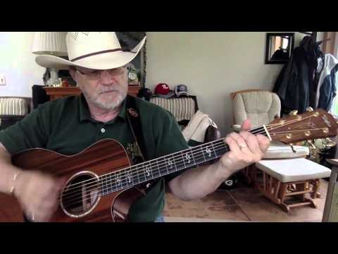 1825 -  Busy Man -  Billy Ray Cyrus vocal & acoustic guitar cover with chords