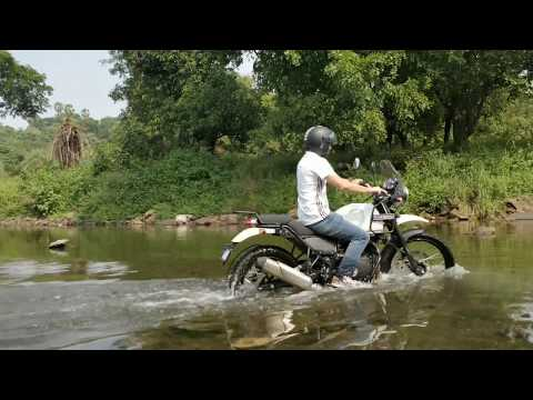 Himalayan BS4 ABS 2018 || Offroad test Review