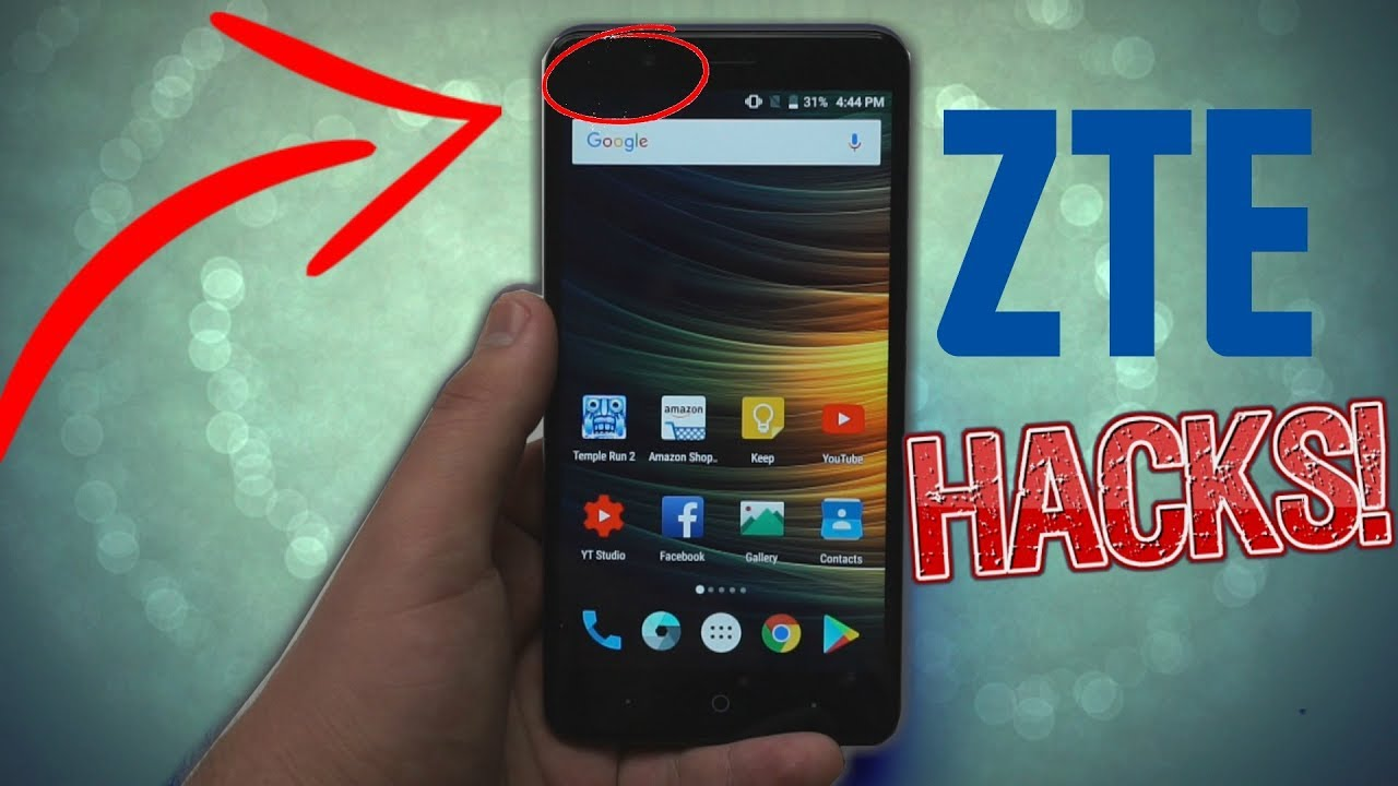 3 Secret ZTE Phone Features You Must Know - YouTube