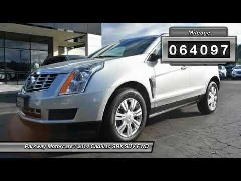 2014 Cadillac SRX Valencia CA 118820 - YouTube