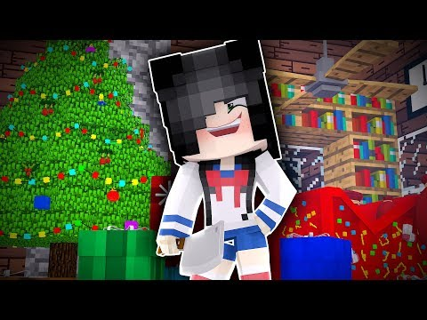 Minecraft Daycare - YANDERE CHRISTMAS !? (Minecraft Roleplay) thumbnail