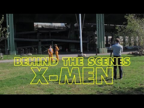 Behind the Scenes - What if Wes Anderson directed X-Men