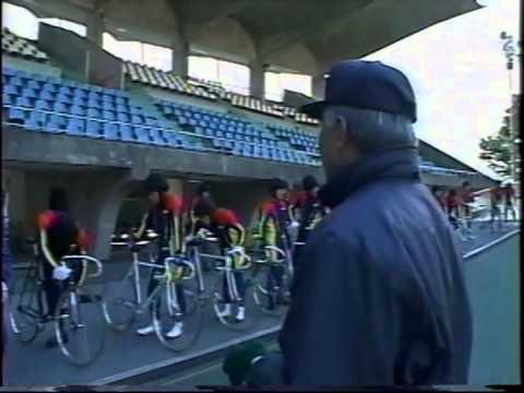 日本競輪学校の一日