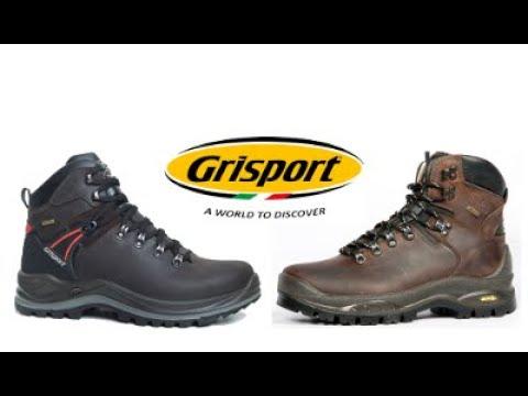 Официальный представитель бренда обуви Grisport в России и Украине