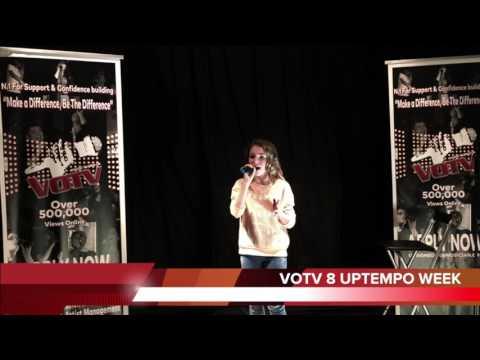 Girl On Fire - Lily Mathews @VOTV 8 (Uptempo Week 2)