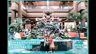 Disney's Polynesian Vlog Day 1- Meet Up With Ears2You