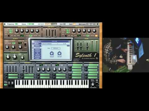 Lets Make Some Sounds with Sylenth1