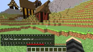Server Minecraft  1.7.2 Minigames Factions Infected - Kit Pvp [premium]