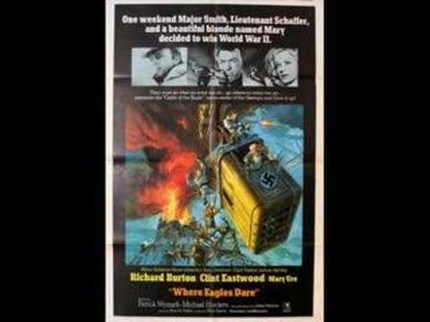 Where Eagles Dare (Main Theme) - Ron Goodwin