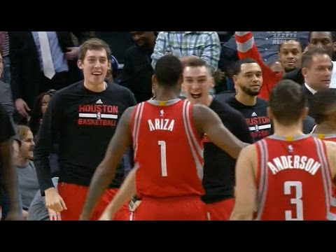 Houston Rockets incredible comeback in Minnesota