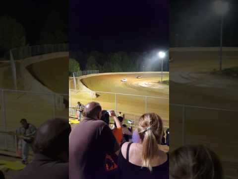 Stingers Feature Race At Baton Rouge Raceway.. 4-1-17