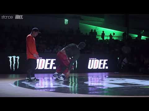 Tata vs Issei (top 32) ► .stance x UDEFtour.org ◄ Silverback Open 2017