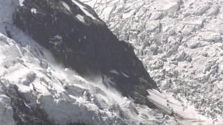 Avalanche Mont Blanc
