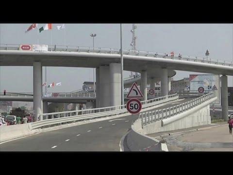 Côte d'Ivoire, Un troisième pont mis en service