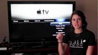 Descobrindo o que a AppleTV faz...
