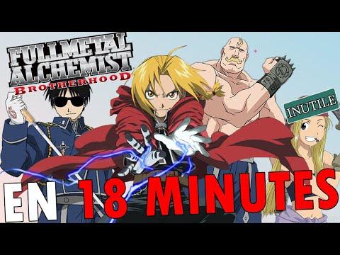 Fullmetal Alchemist Brotherhood EN 18 MINUTES   RE: TAKE