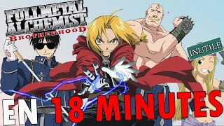 Fullmetal Alchemist Brotherhood EN 18 MINUTES | RE: TAKE