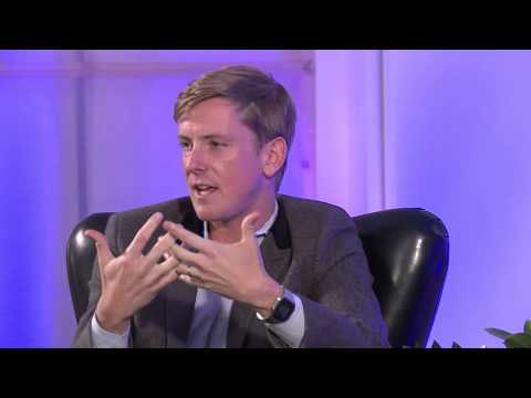 Fireside chat with New Republic's Chris Hughes