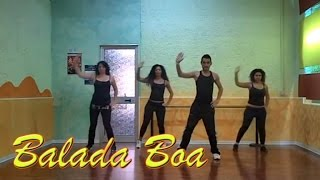 BALADA BOA - Dance Tutorial - Learn To Dance - Original Choreography 2015 - Ballo di Gruppo