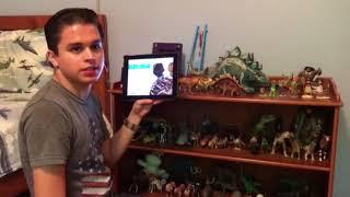 El Dinosaur Master nos habla sobre el Stegosaurus