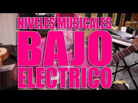 NIVEL MUSICAL (Bajo Electrico)