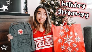 holiday giveaway 2019 (closed) | emily dao