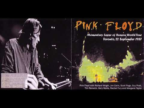PINK FLOYD - 1987/09/22 - Toronto, CAN [SBD BOOTLEG]