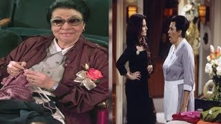 Will & Grace Stars Fondly Remember Shelley Morrison As She Dies Aged 83   Latest News