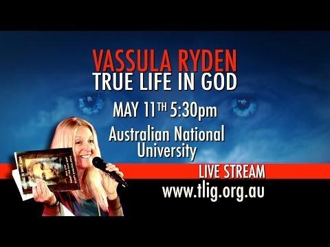 CANBERRA LIVE Vassula Ryden, May 11th - TLIG