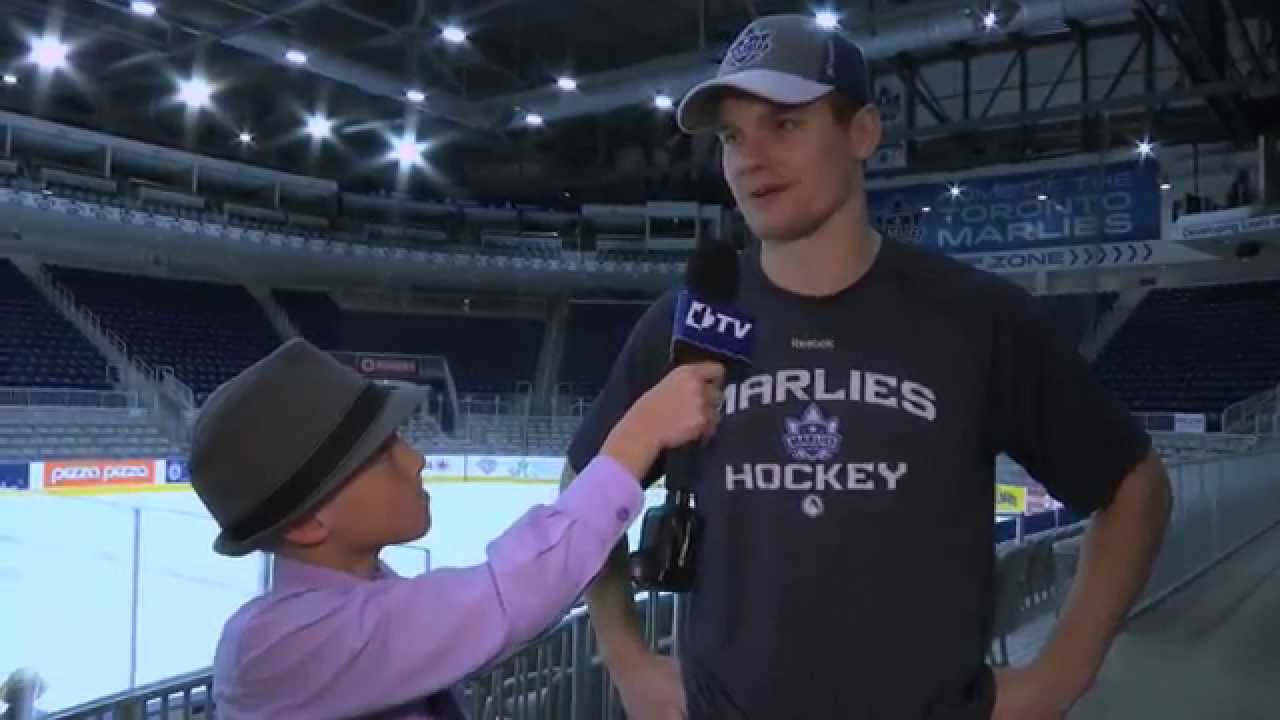 Kid Reporter - Playoff Beards and More!