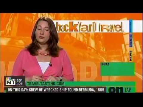 Backyard Travel TV: AnneLise Sorensen takes a sweet retreat to Pennsylvania
