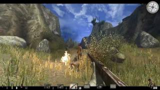 Call of Juarez PC Gameplay [HD]