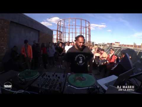 DJ Maseo (De La Soul) Boiler Room London DJ Set