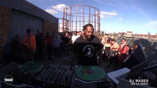 Planning a Summer BBQ? DJ Maseo from the legendary De La Soul has g...