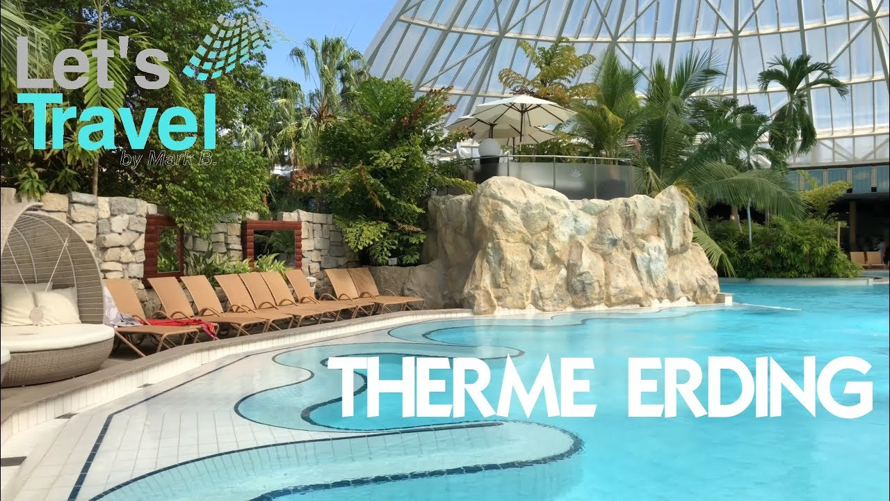 The Road Goes Ever On: Therme Erding