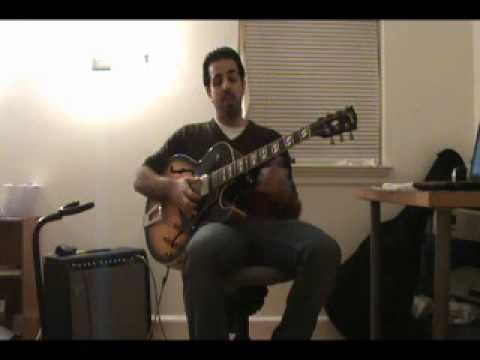Guitar chords improvisation