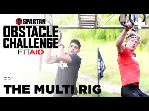 Spartan Obstacle Challenge Ep.1: The Multi Rig