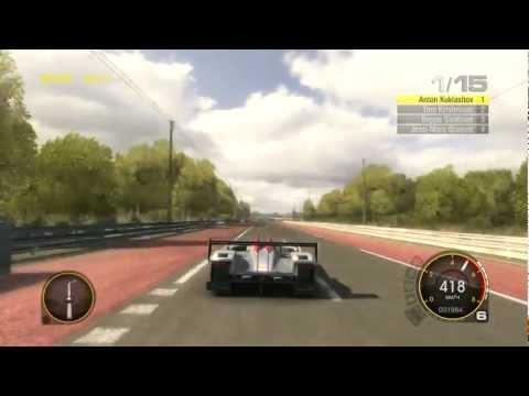 Race Driver Grid Карьера (Конец 20 сезона) Ле Ман 24 часа 1080p