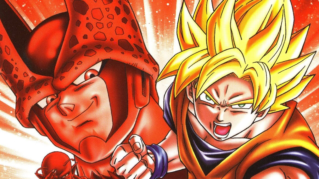 Image result for dragon ball z classic