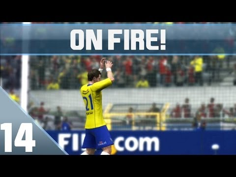 FIFA 14 - Road to a Better Bollocks FC - Ep.14 (ON FIRE!)