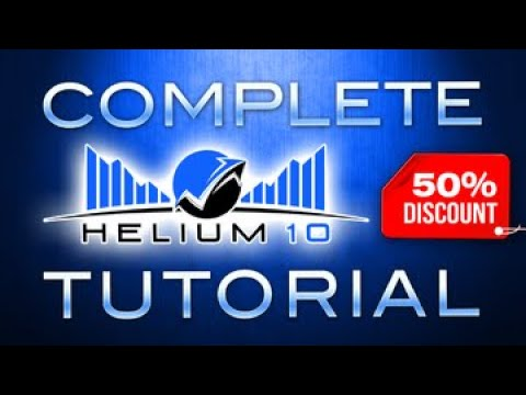 helium 10 coupon code