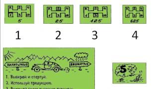Уроки на салфетках. Урок №3