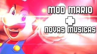 MOD MARIO+MUSICAS NOVAS!