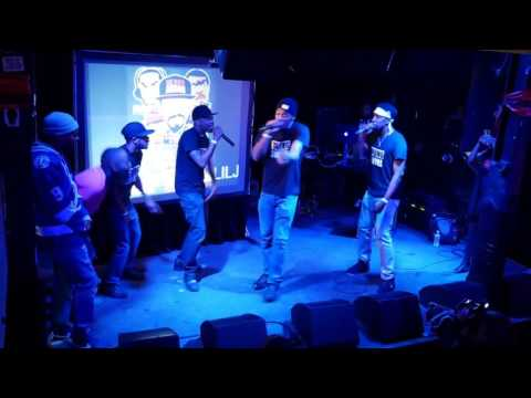 T A G M G  Talent Aspires Greatness Music Group   @ The Ottobar, Baltimore, 12 23 2016
